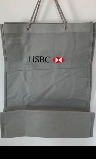 HSBC 絕版環保袋