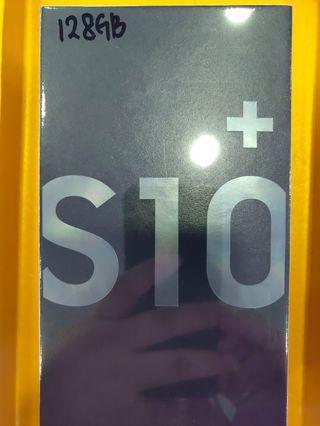 Brand new Samsung S10+ 128gb
