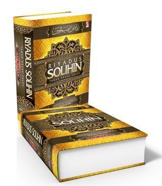 🎁IMAM NAWAWI🎁Riyadus Solihin: Taman Orang Soleh (Hardcover)