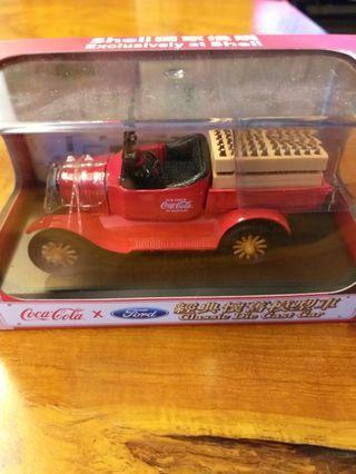 可口可樂 Coca-Cola x Ford 鐵車仔
