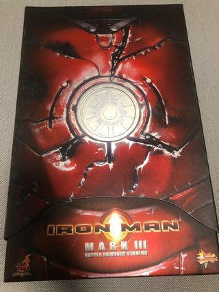 Hot Toys Iron Man Mark 3
