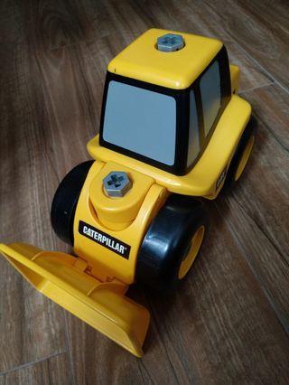 Builder Tractor