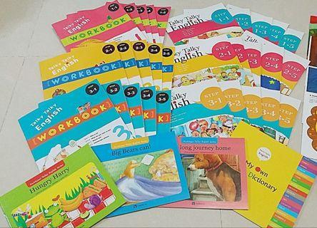 Talky & Kids English英語點讀教材