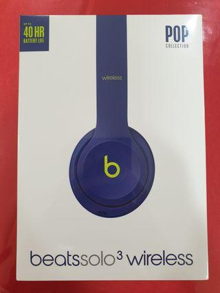 🚚 Beats solo 3 wireless