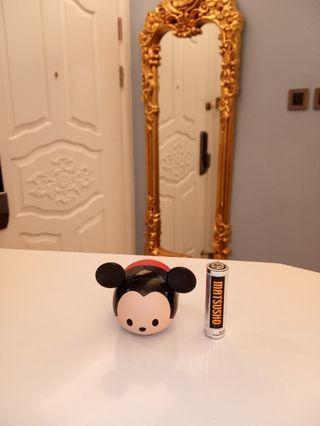 迪士尼disney米奇老鼠mickey mouse 扭蛋公仔