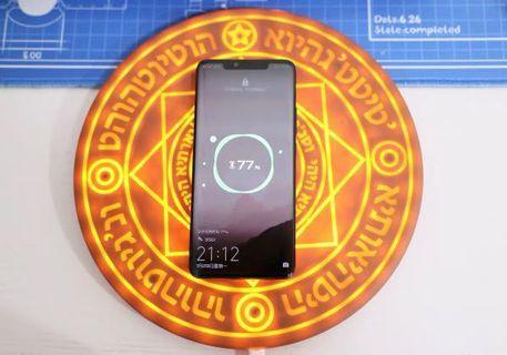 Anime Magic Circle Wireless Charger