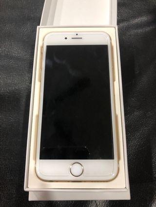 iPhone 6,32gb,gold