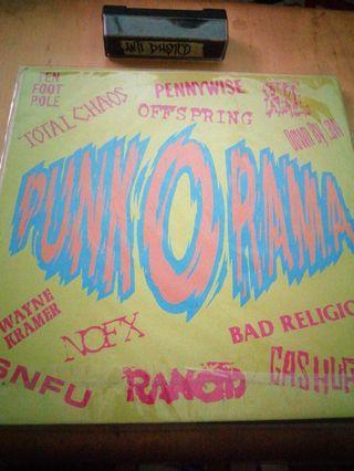 Punk O Rama - various LP