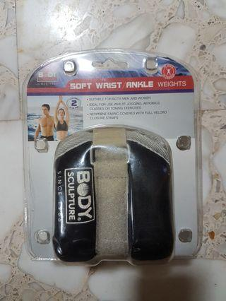 Soft Wrist/ Ankle weights