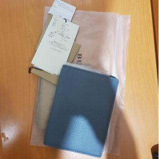 Burberry Passport Leather Passport Holders