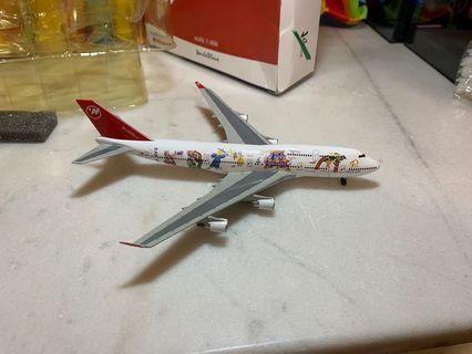 Jet air 1:400 B747-400 Northwest