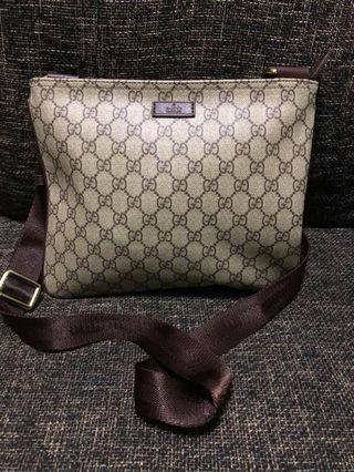 Gucci Crossbody Messenger Bag