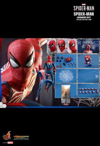 Hottoy Spider-Man (Advanced Suit) 30/7/2018 20:13