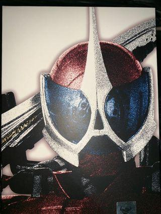 Kamen rider真骨雕accel