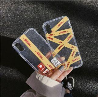 (PO) DHL iPhone casing