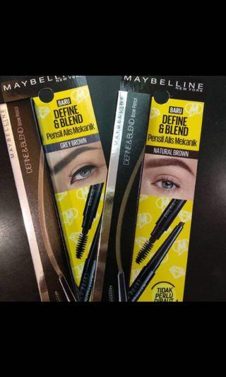 Eyebrow maybelline difine