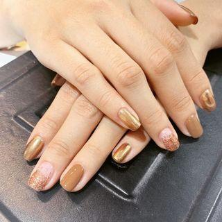 🚚 Express Gel Manicure ( Nail Strengthener )