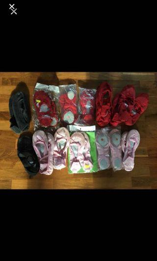 Ballet Shoes for Primary Schoolers