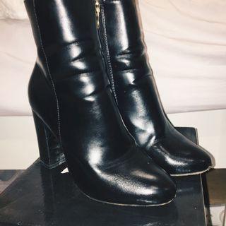"""Public Desire """"Presley"""" Boots"""