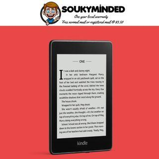 [IN-STOCK] All-new Kindle Paperwhite – Now Waterproof with 2x the Storage, With Special Offers, 1 Year Local Warranty