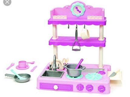 🚚 Table top Kitchen Set