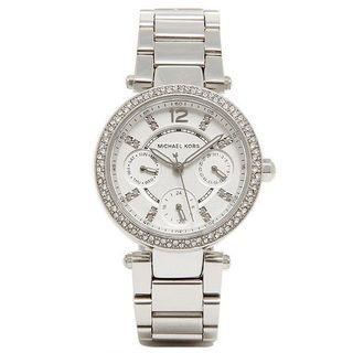 Michael Kors Classic silver Parker Series Ladies Watch