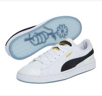 Puma x BTS Basket Patent Shoe