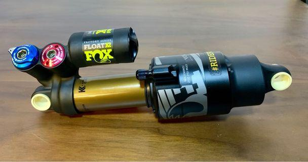 Fox suspension Float X2 Kashima 2018, 216 x 63 mm