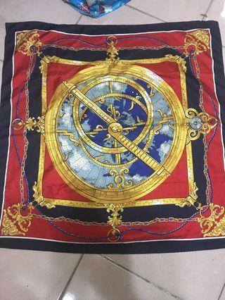 Art of the scarf義大利-絲巾