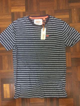 Superdry Stripe Tee size M
