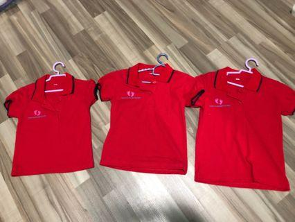 🚚 First Step Montessori House T shirts