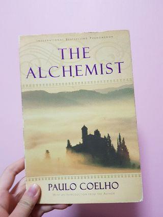 🚚 The Alchemist - Paulo Coelho <RESERVED>