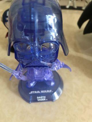 Star Wars水晶黑武士特別版