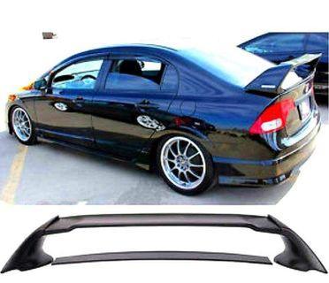 Honda Civic FD Mugen RR 4 pcs Spoiler