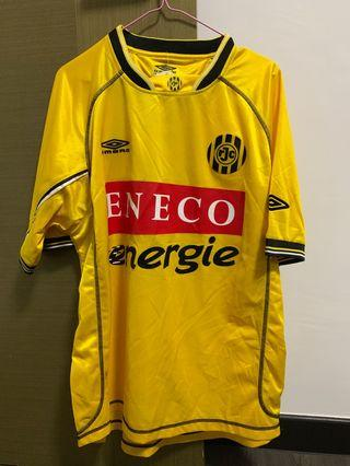 BRAND NEW WITH TAGS RODA JC UMBRO SOCCER JERSEY SIZE XL