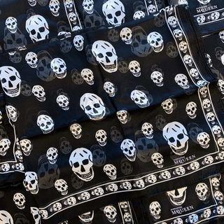 Brand new Alexander McQueen silk scarf