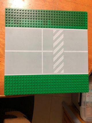 Lego 底板連馬路