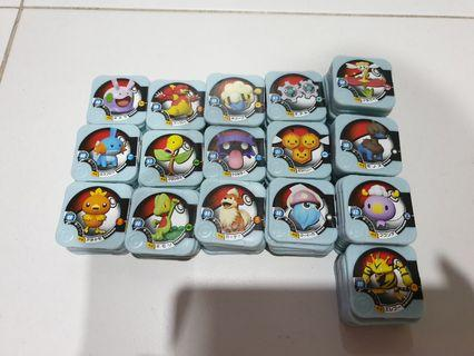 Pokemon Tretta U2 1 star
