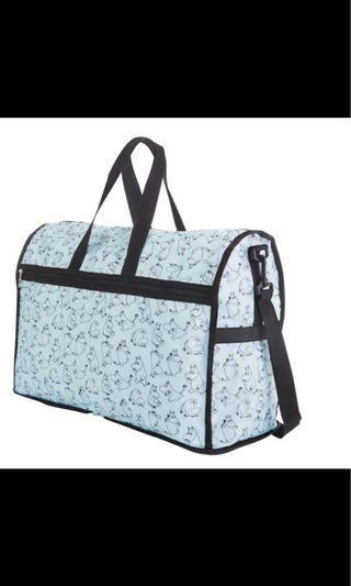🚚 嚕嚕米旅行袋