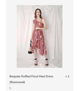 And well dressed - off shoulder dress for summer