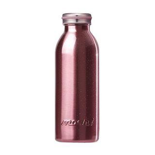 Mosh! Stainless Steel Vacuum Flask Bottle Pearl Pink, 450ml