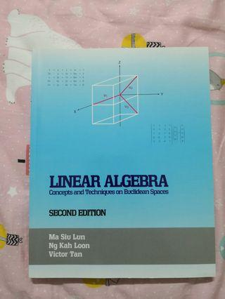 🚚 linear algebra nus ma1101r text book