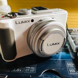🚚 Panasonic LUMIX LX7白色保存良好品
