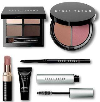 Authentic set bobbi brown makeup
