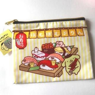 日本直送 布甸狗筆袋