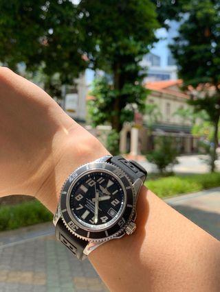 🚚 Breitling superocean 42