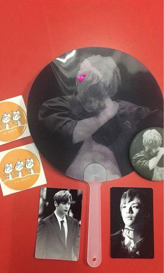 Daniel Lenticular fan by @/playbyplay1210