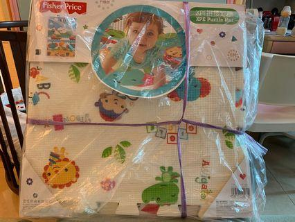 Fisher-Price Puzzle Mat