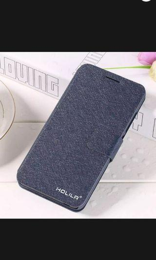 A57 /A39 Oppo Hard Case Flip type - Dark Blue