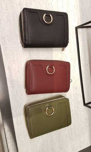 BN Charles N Keith small wallet